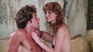 Vintage hot MILFs mind-blowing porn video