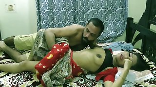Indian Down in the mouth Bhabhi First Time Sex Prevalent Unknown Man