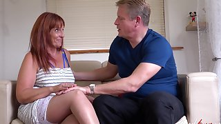 Good home porn for a tight mature with naughty genius