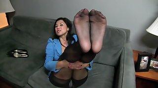 Horny homemade Mature porn scene
