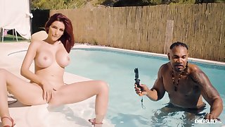 Interracial Copulating Outdoor - amina danger