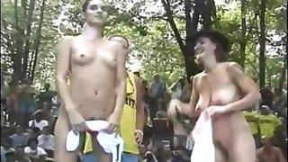 Wet Hotgirls Public Naked